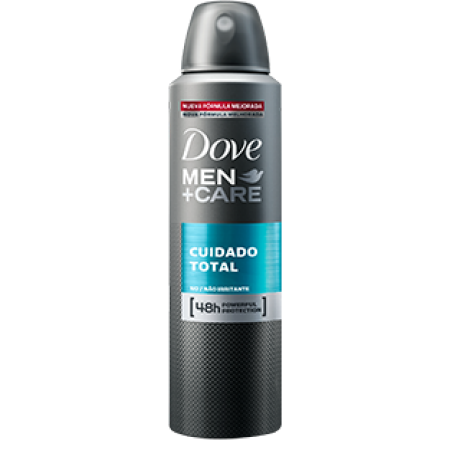 Dove Men+Care Clean Comfort Antitranspirante Aerosol 89g