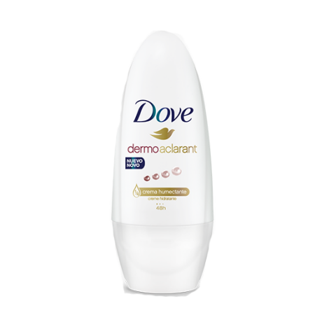 Dove Antitranspirante Roll On Dermoaclarant 50ml