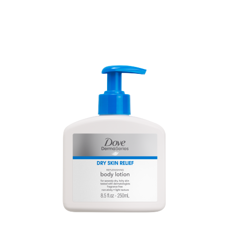 Dove DermaSeries replenishing body lotion 250ml