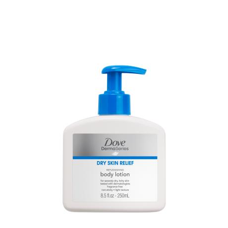 Dove DermaSeries replenishing body lotion 250ml