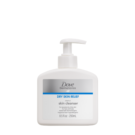 Dove DermaSeries gentle skin cleanser 250ml