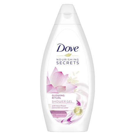 Dove Nourishing Secrets Invigorating Ritual Shower Gel With Avocado Oil 250ml