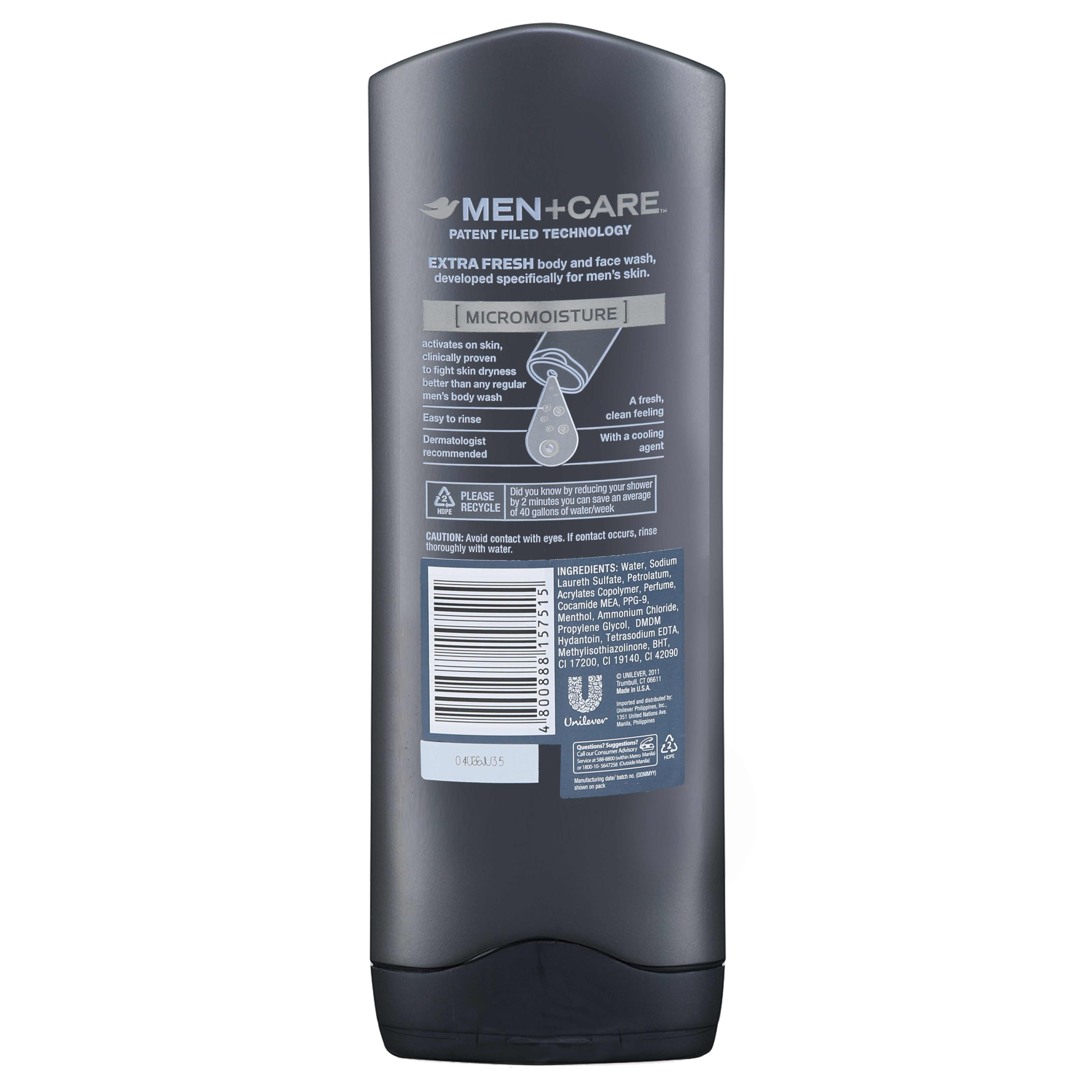 mens shower gel for dry skin