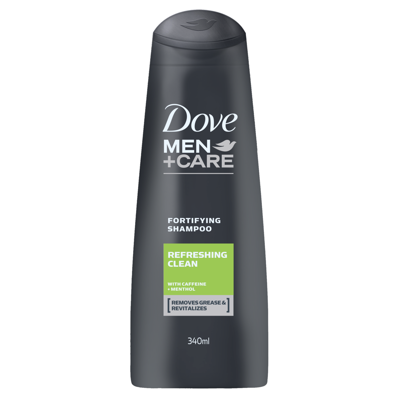 Dove Men Care Refreshing Clean Shampoo