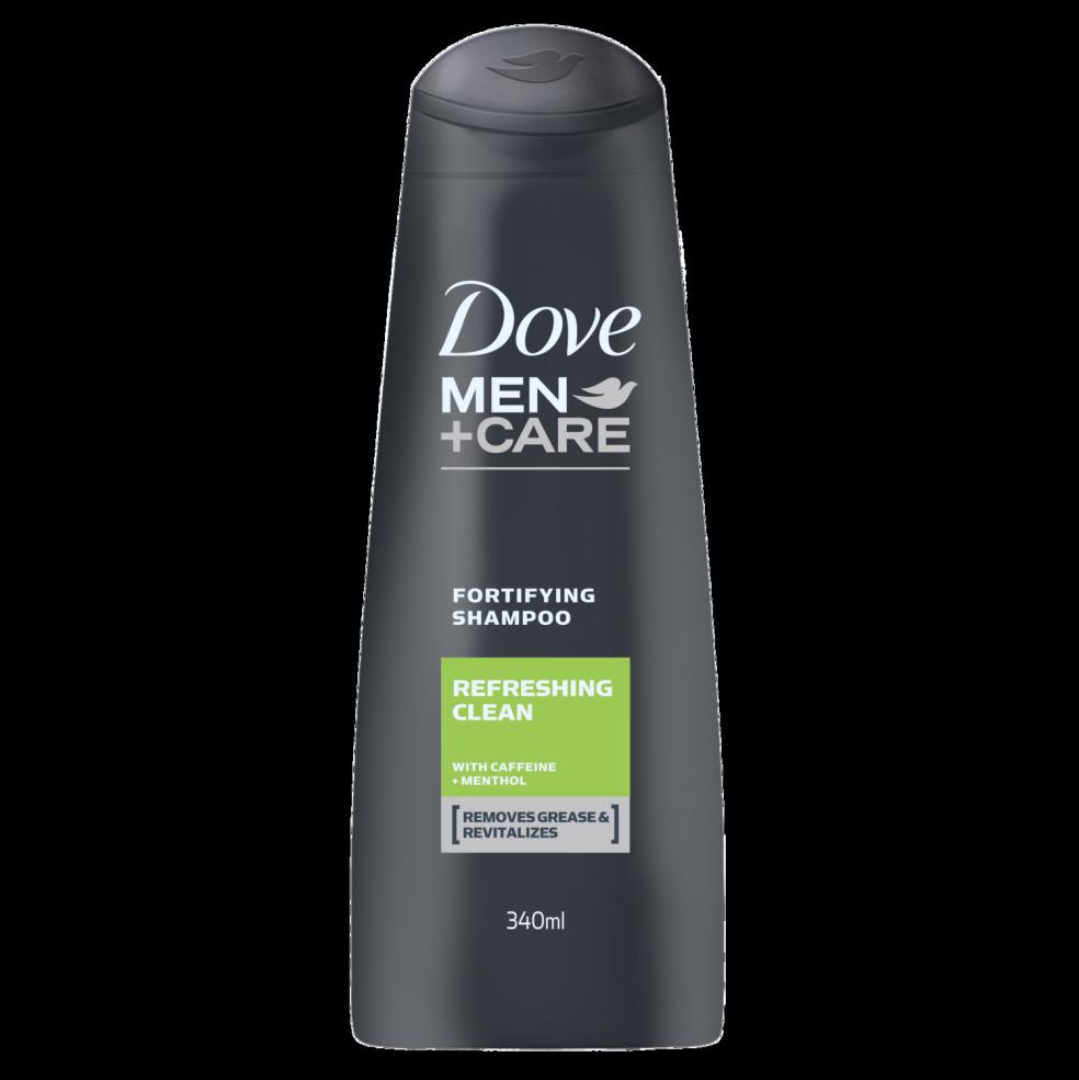Shampoo For Men Dove Care Clear Shampo Csoft 340ml