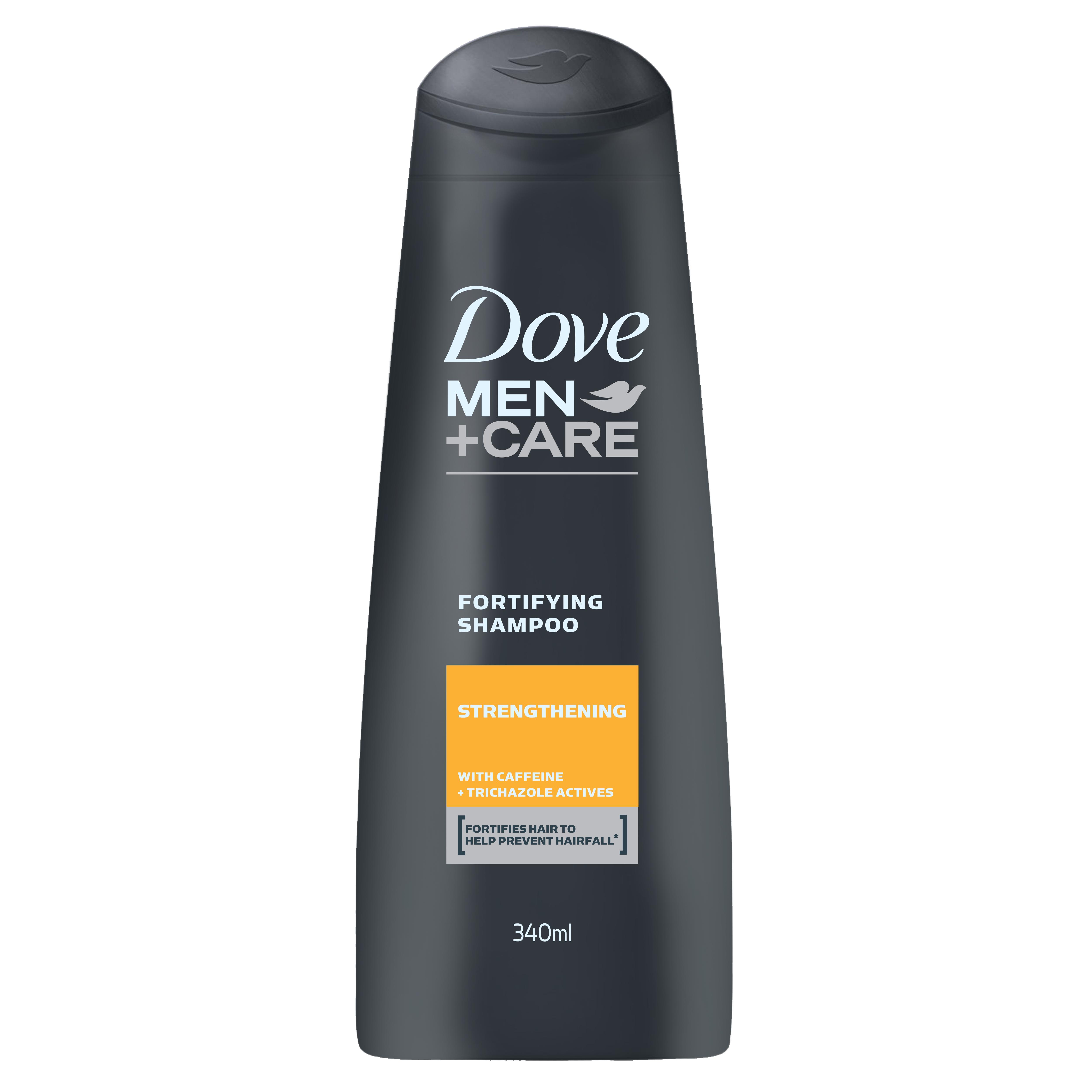 Dove Men Care Strengthening Shampoo
