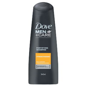 Dove Men+Care Thickening Fortifying Shampoo 340ml