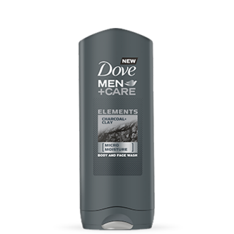 Dove Men+Care żel pod prysznic Charcoal&Clay