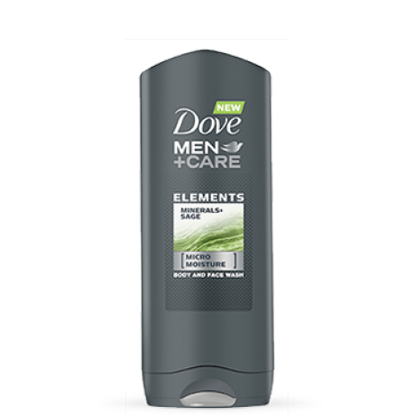 Dove Men+Care żel pod prysznic Minerals&Sage