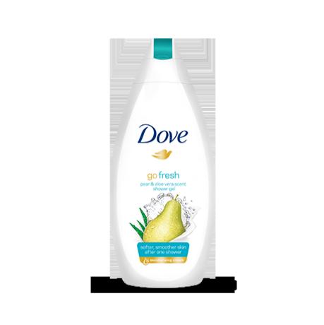 Dove żel pod prysznic Go Fresh Gruszka i Aloes 250ml