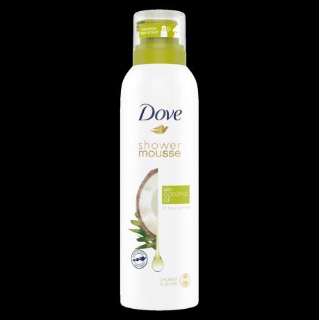 Sprchová pěna Dove Kokosový olej 200ml