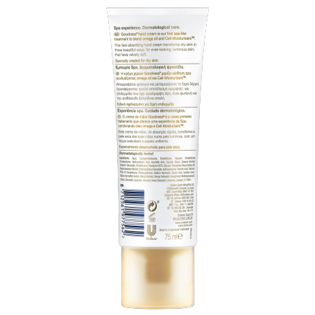 PNG - Dove DermaSpa Goodness3 Hand Cream