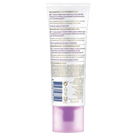 PNG - Dove DermaSpa Youthful Vitality Hand Cream