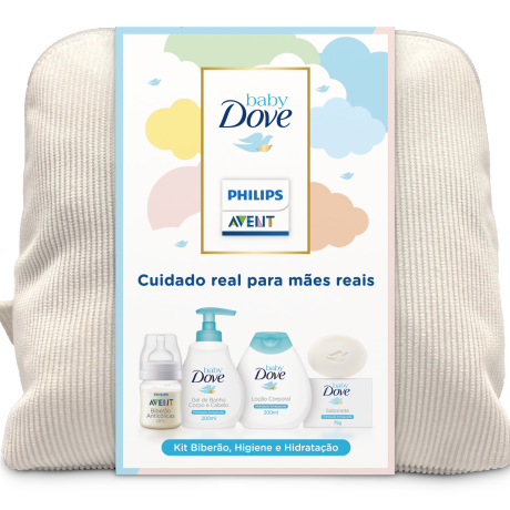 Pack Dove Bolsa Philips Avent 1un