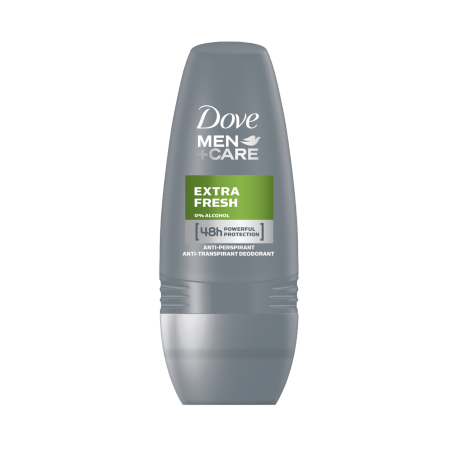 Dove Men+Care Roll-On antitranspirante Extra Fresh 50ml