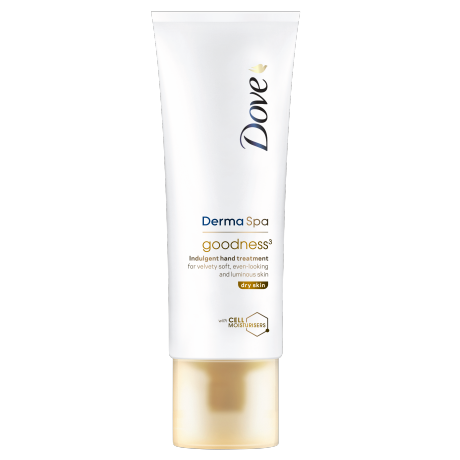 Dove Κρέμα Χεριών DermaSpa Goodness³ 75ml