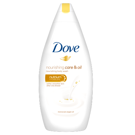 Dove Gel de Duche Nourishing Care & Oil 750ml