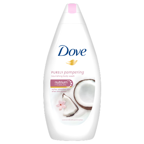 Dove Gel de Duche Purely Pampering Coconut & Jasmine 750ml