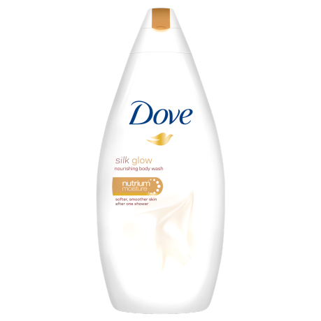 Dove Gel de Duche Silk Glow 750ml