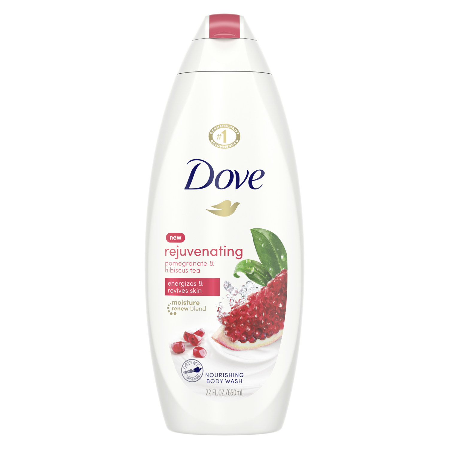 Dove Relaxing Body Wash With Lavender And Chamomile
