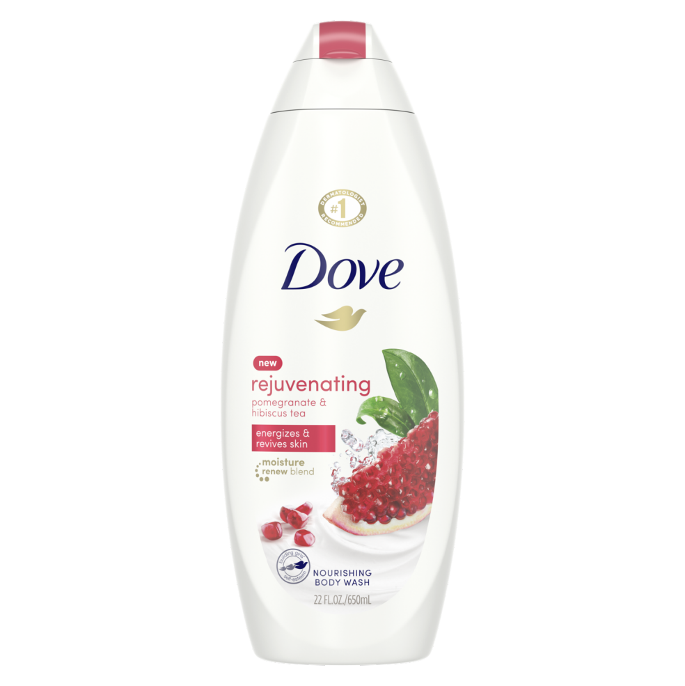 Dove Restoring Body Wash With Coconut Butter Cocoa Butter