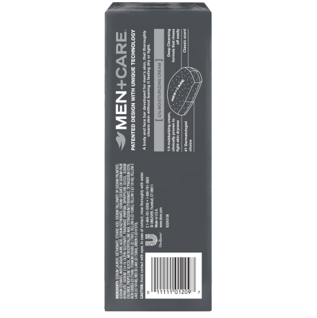 PNG - Dove Men+Care Body and Face Bar Deep Clean 4 oz, 6 Bar