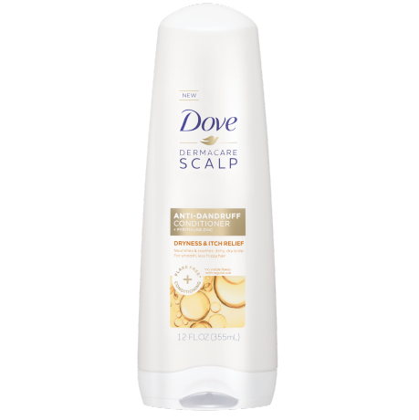 Dove Dryness & Itch Relief Anti-Dandruff Conditioner 12oz