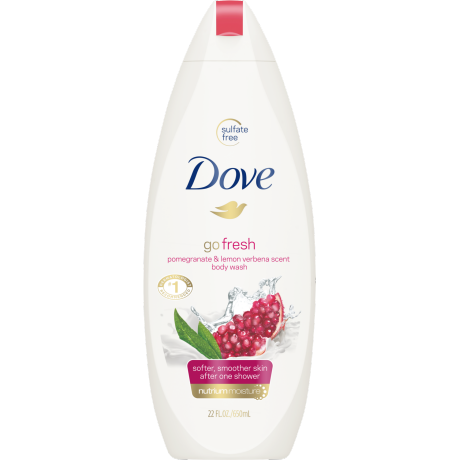 72bee370e Dove Go Fresh Pomegrante   Lemon Verbena Body Wash 22 oz