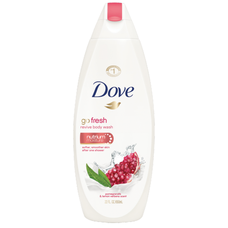 Dove Go Fresh Revive Body Wash 22oz