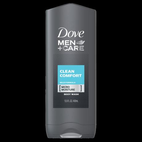 Dove Men+Care Clean Comfort Body Wash 13.5oz
