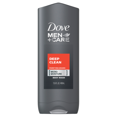 Dove Men+Care Deep Clean Body Wash 13.5oz