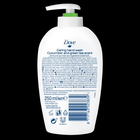 PNG - Dove_Caring Hand Wash Cucumber & green tea scent_BOP_250ml_87171630238