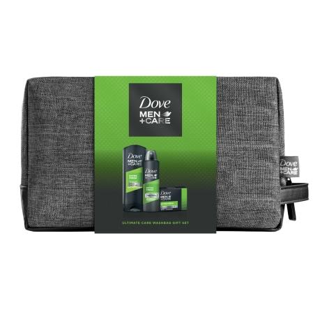 Set cadou Dove Men+Care Extra Fresh + geantă pentru cosmetice