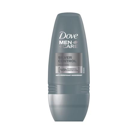 Dove Antiperspirant roll-on Men+Care Silver Control 50ml