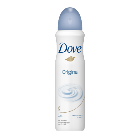 Dove Antiperspirant spray Original 150ml