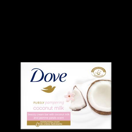 Dove Săpun-cremă Purely Pampering Coconut Milk with Jasmine Petals 100g