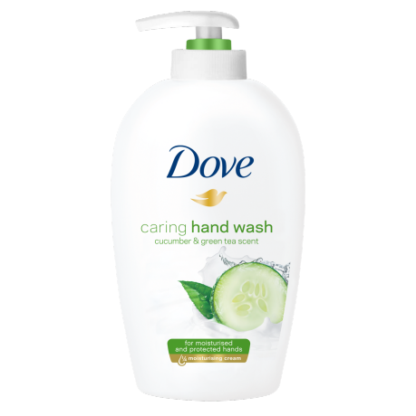 Săpun-cremă lichid Dove Cucumber & Green tea