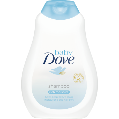 Șampon Baby Dove Rich Moisture 400ml
