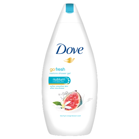Dove Gel de duş nutritiv Go Fresh Restore 500ml