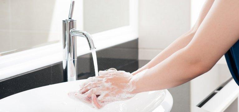 Почему нужно мыть руки – Dove