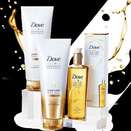 Dove Advanced Hair Series Преображающий уход