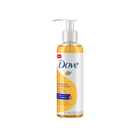 PNG - DOVE MICELLAR GEL WITH OILS