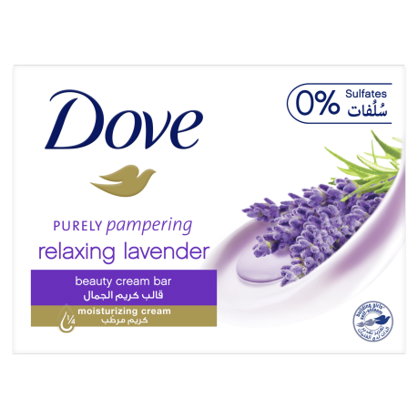 PNG - DOVE Relaxing Lavender BAR 160G
