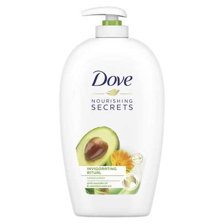 Dove Hand wash Invigorating Ritual - Avocado 500ml