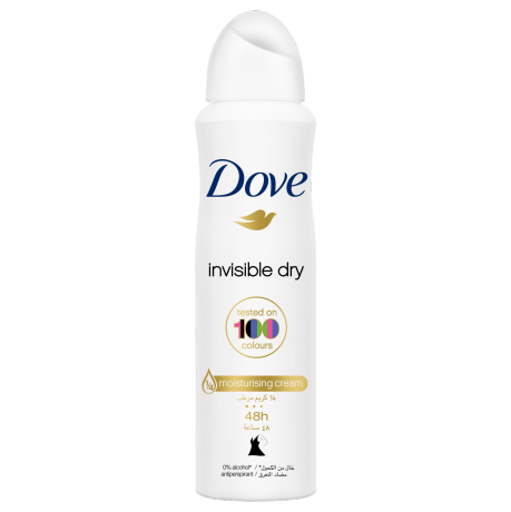 Dove Invisible Dry Antiperspirant 150ml