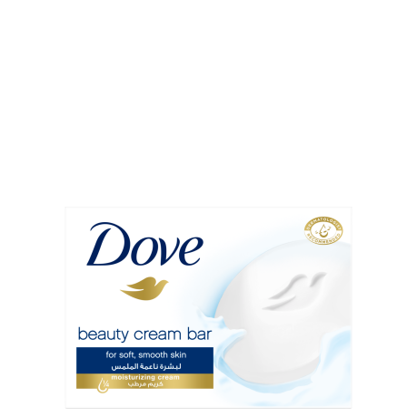 Dove Bar White 135g