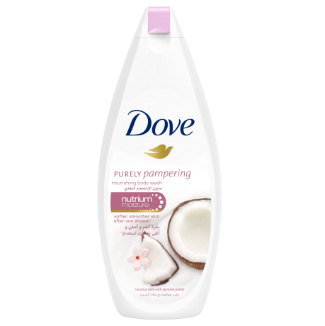 Dove Purely Pampering Coconut and Jasmine Body Wash 250ml
