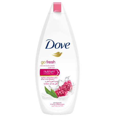 Dove Go Fresh Revive Body Wash 250ml
