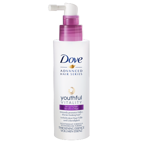 Dove Advanced Hair Series Youthful Vitality Thickening Essence 125ml