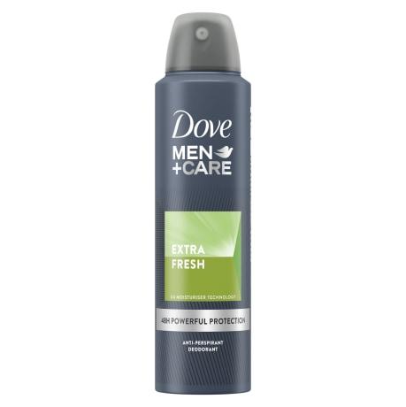 Dove Men+Care Extra Fresh Anti-Perspirant Deodorant 150ml